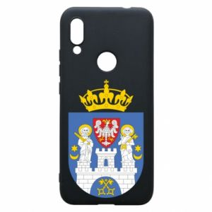 Phone case for Xiaomi Redmi 7 Poznan coat of arms