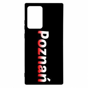 Samsung Note 20 Ultra Case Poznan