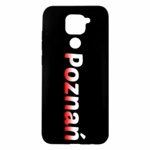 Xiaomi Redmi Note 9 / Redmi 10X case % print% Poznan