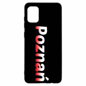 Samsung A31 Case Poznan