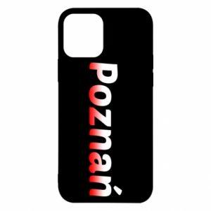 iPhone 12/12 Pro Case Poznan