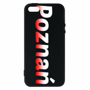iPhone 5/5S/SE Case Poznan