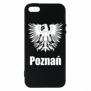 iPhone 5/5S/SE Case Poznan