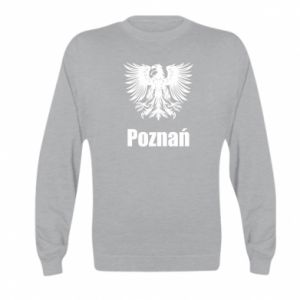 Kid's sweatshirt Poznan