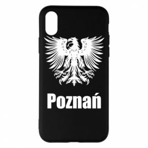 iPhone X/Xs Case Poznan