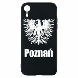 iPhone XR Case Poznan