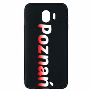 Samsung J4 Case Poznan