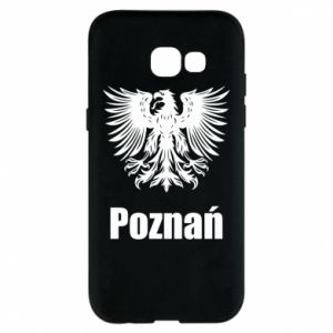 Phone case for Samsung A5 2017 Poznan