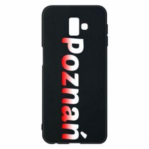 Samsung J6 Plus 2018 Case Poznan