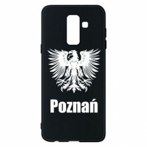Phone case for Samsung A6+ 2018 Poznan