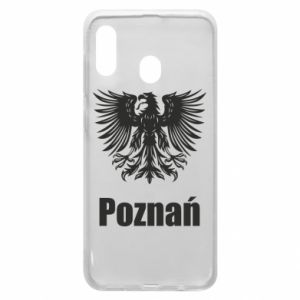 Phone case for Samsung A20 Poznan