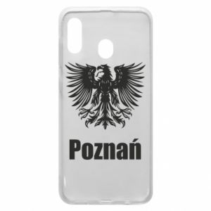 Phone case for Samsung A30 Poznan