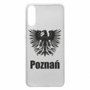Phone case for Samsung A70 Poznan