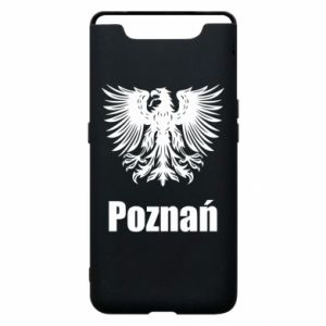 Phone case for Samsung A80 Poznan