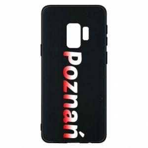 Samsung S9 Case Poznan