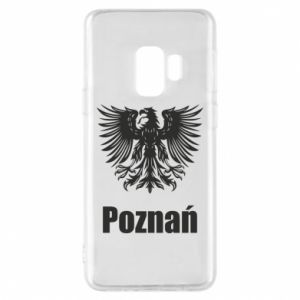 Phone case for Samsung S9 Poznan