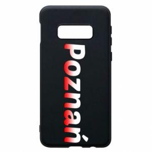Samsung S10e Case Poznan