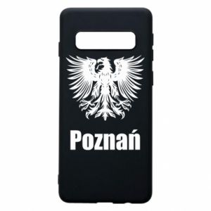 Phone case for Samsung S10 Poznan