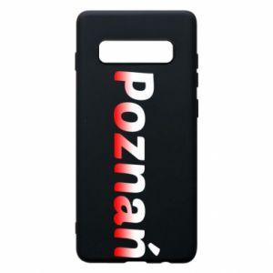 Samsung S10+ Case Poznan
