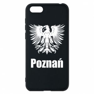Phone case for Huawei Y5 2018 Poznan