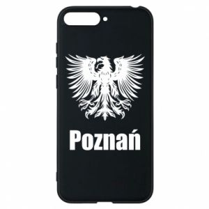 Phone case for Huawei Y6 2018 Poznan