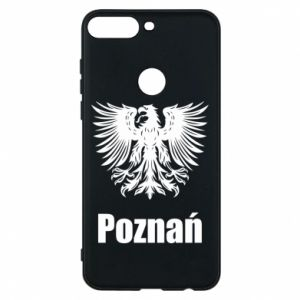 Phone case for Huawei Y7 Prime 2018 Poznan