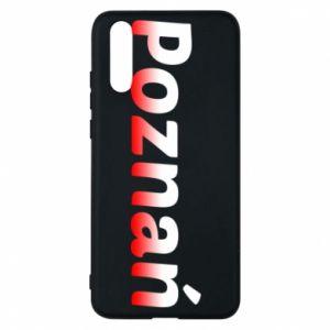 Huawei P20 Case Poznan