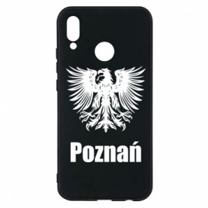 Phone case for Huawei P20 Lite Poznan