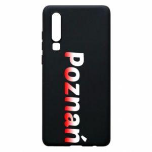 Huawei P30 Case Poznan