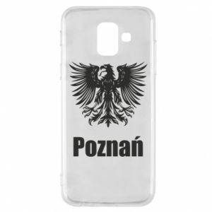 Phone case for Samsung A6 2018 Poznan