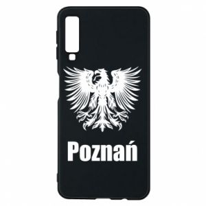 Phone case for Samsung A7 2018 Poznan