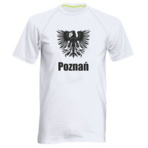 Men's sports t-shirt Poznan