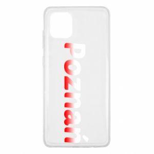 Samsung Note 10 Lite Case Poznan
