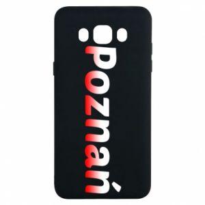 Samsung J7 2016 Case Poznan
