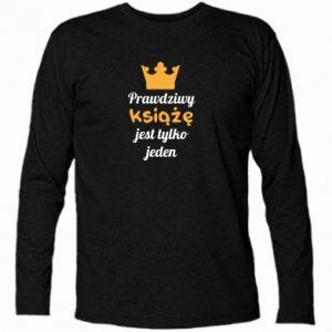 Koszulka z długim rękawem Prawdziwy książę