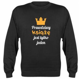 Bluza (raglan) Prawdziwy książę