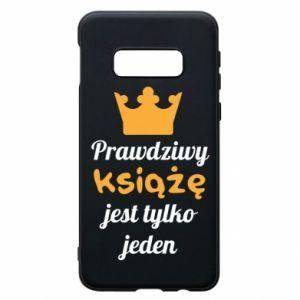 Etui na Samsung S10e Prawdziwy książę