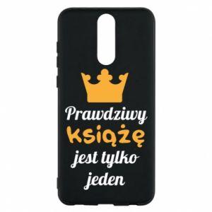 Etui na Huawei Mate 10 Lite Prawdziwy książę