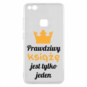 Etui na Huawei P10 Lite Prawdziwy książę
