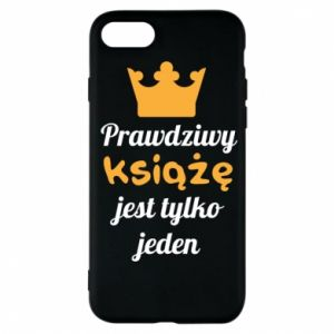 Etui na iPhone 7 Prawdziwy książę