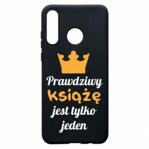 Etui na Huawei P30 Lite Prawdziwy książę
