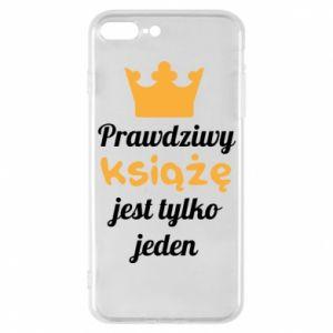 Etui na iPhone 7 Plus Prawdziwy książę