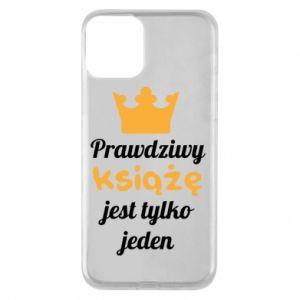 Etui na iPhone 11 Prawdziwy książę