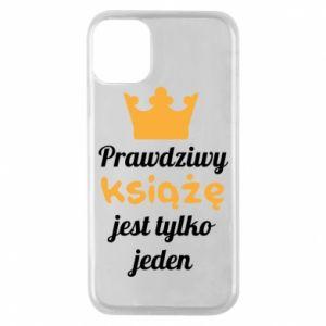 Etui na iPhone 11 Pro Prawdziwy książę