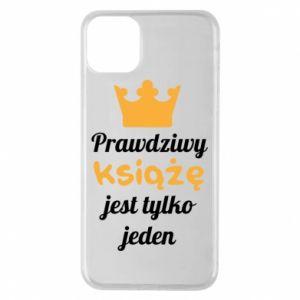 Etui na iPhone 11 Pro Max Prawdziwy książę