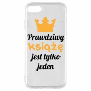 Etui na iPhone 8 Prawdziwy książę