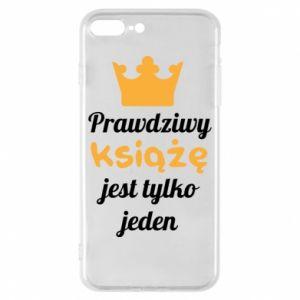 Etui na iPhone 8 Plus Prawdziwy książę