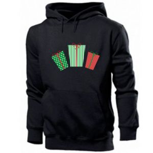 Men's hoodie New Year gifts