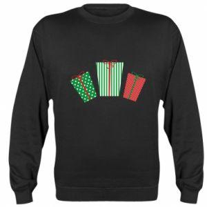 Bluza (raglan) Prezenty noworoczne