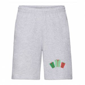 Men's shorts New Year gifts